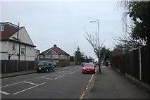 TQ4192 : Hillside Avenue, Woodford Green by David Howard