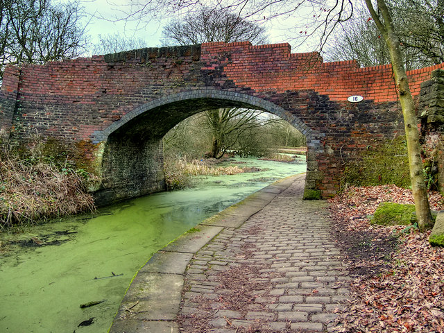 ee315750 Nickerhole Bridge, Manchester, Bolton... © David Dixon :: Geograph ...