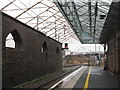 NY5129 : Penrith station by M J Richardson
