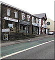 ST1586 : Golden House in Caerphilly town centre by Jaggery