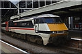 NZ2463 : Intercity at Newcastle Central Station by Andrew Tryon