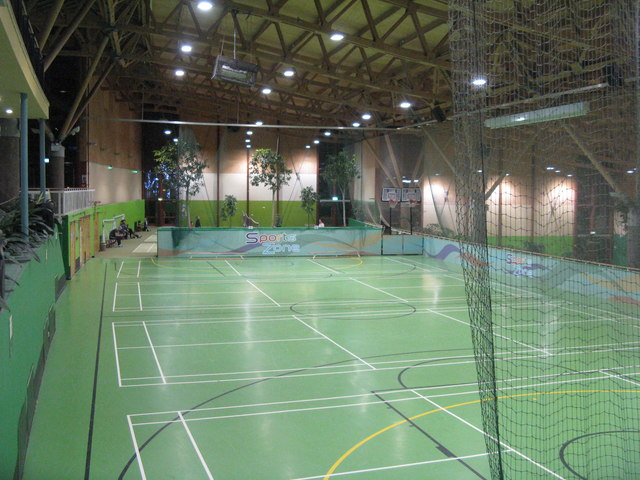 Sports Plaza at Center Parcs, Whinfell