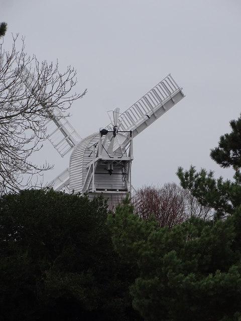 Windmill in Wimbledon Common
