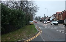 TQ4391 : Tomswood Hill, Woodford by David Howard