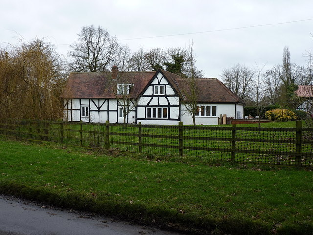 Town Crier Cottage, Temple Balsall