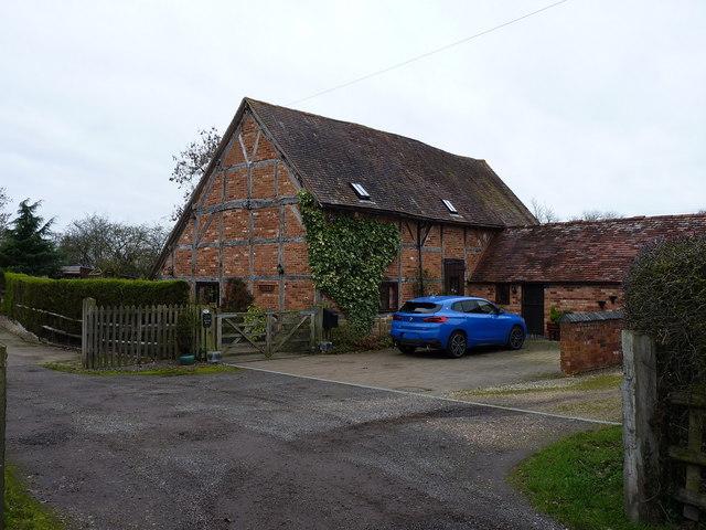 Fen End Lodge farm - South Barn