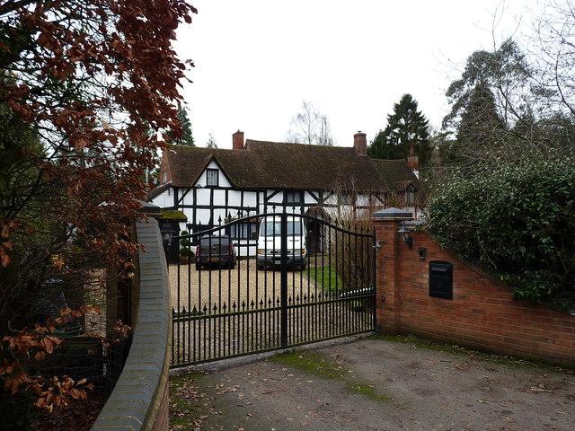 Woodside Cottage, Fen End