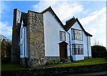 SO3958 : Court House farmhouse, Pembridge by Philip Pankhurst