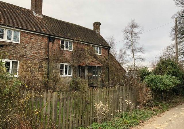 Cottages at Burwash Common