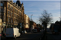 TQ3085 : Holloway Road, London N7 by Christopher Hilton