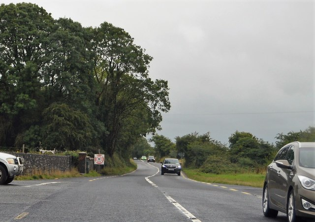 N84, southbound