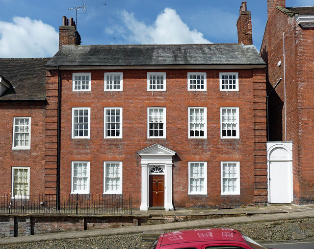 37 Broad Street, Ludlow by Stephen Richards