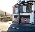 ST0894 : Former post office, Margaret Street, Abercynon by Jaggery