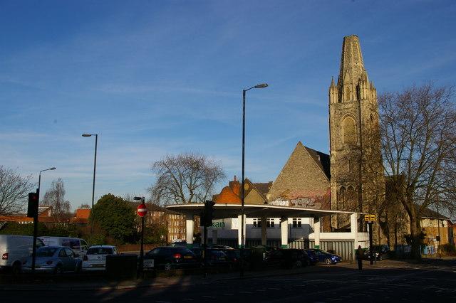Former Camden Road New Church