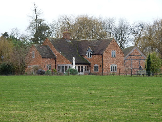 Buildings at Manor Farm