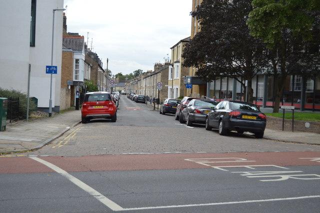Norwich St