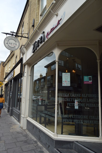 Zizzi, Regent Street