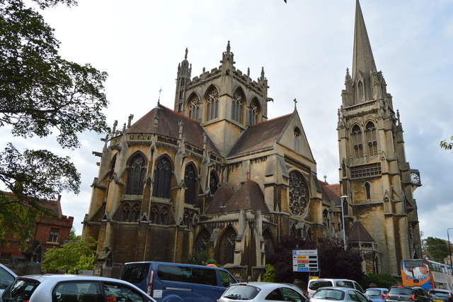 Church of Our Lady and The English Martyrs