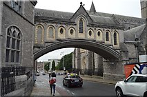 O1533 : Bridge connecting Christ Church Cathedral to Dublinia by N Chadwick