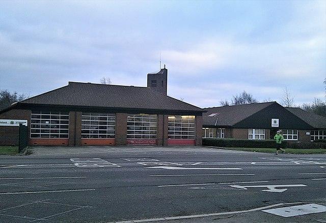 Ashfield Fire Station