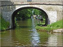 SJ8512 : Tavern Bridge near Wheaton Aston in Staffordshire by Roger  Kidd
