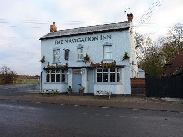 Navigation Inn, Hanbury Road, Stoke Prior