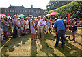 SJ3248 : The Antiques Roadshow at Erddig Hall by Jeff Buck