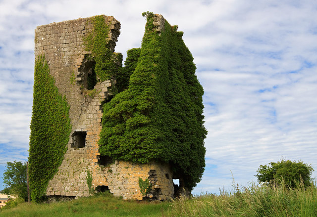 Castles of Connacht: Cloonboo, Galway (2)