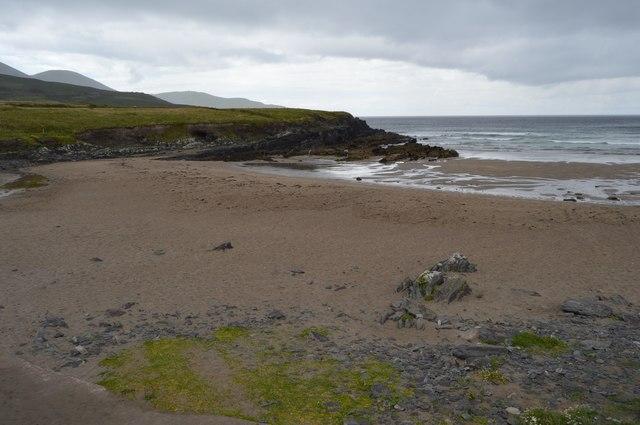 Beach, St Finan's Bay