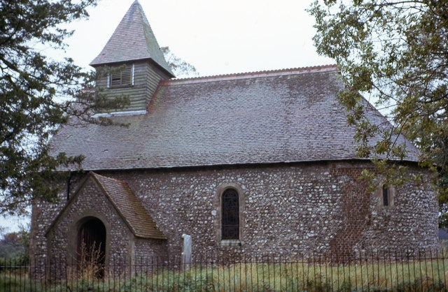 North Marden St Mary's