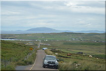 V3670 : Descending the Coomnaspig Pass by N Chadwick