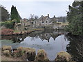 TQ6835 : Scotney Castle in January by Marathon