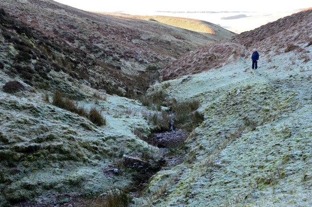 Walston Well on the Winter Burn