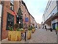 SO9198 : King Street Scene by Gordon Griffiths