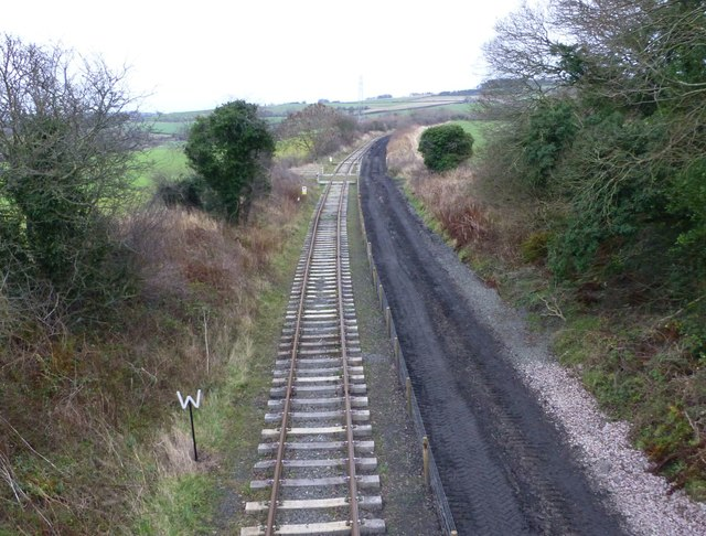 The Aln Valley Railway
