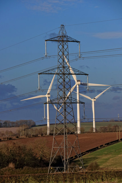 Electricity on the Wolds
