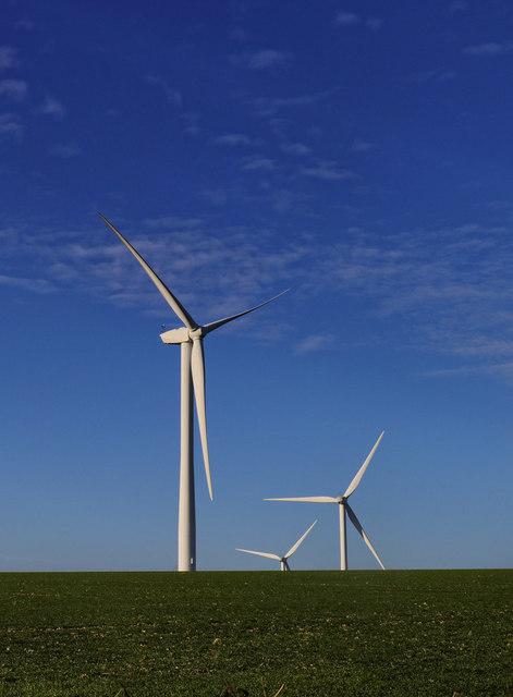 Sober Hill Turbines