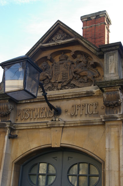 Former Post Office premises, Leighton Road