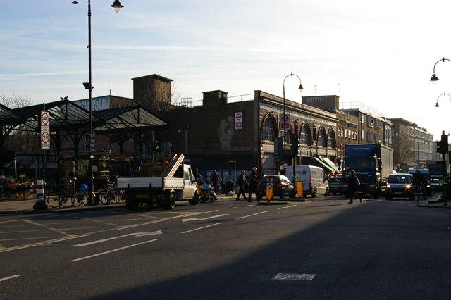 Kentish Town stations