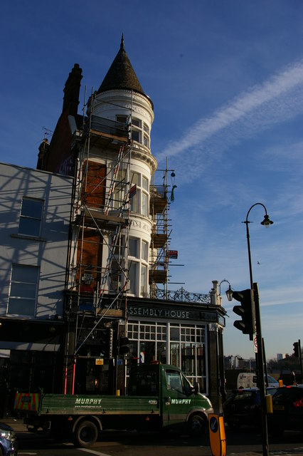 The Assembly House pub, Kentish Town