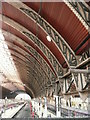 TQ2681 : Paddington Station - symmetry in engineering by Colin Cheesman