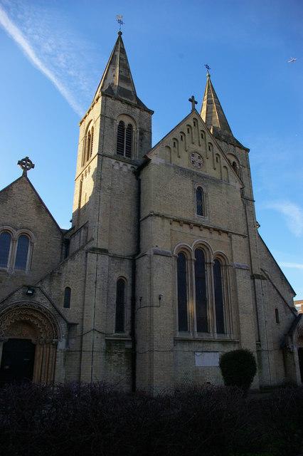 Christ Apostolic Church, Highgate Road, Kentish Town