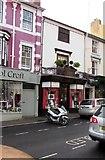 SO2914 : The Art Shop, 8 Cross Street, Abergavenny by Jaggery
