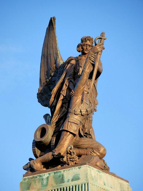 Angel of Victory, Ashton-Under-Lyne War Memorial