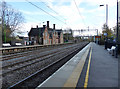 SP3097 : Atherstone Station by Chris Allen