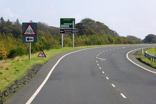 A75 Dunragit Bypass