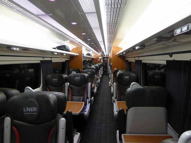 Image result for lner hst interior