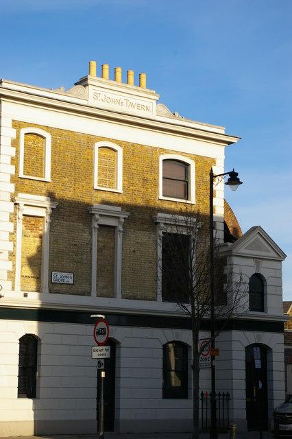 St John's Tavern, Junction Road, Archway