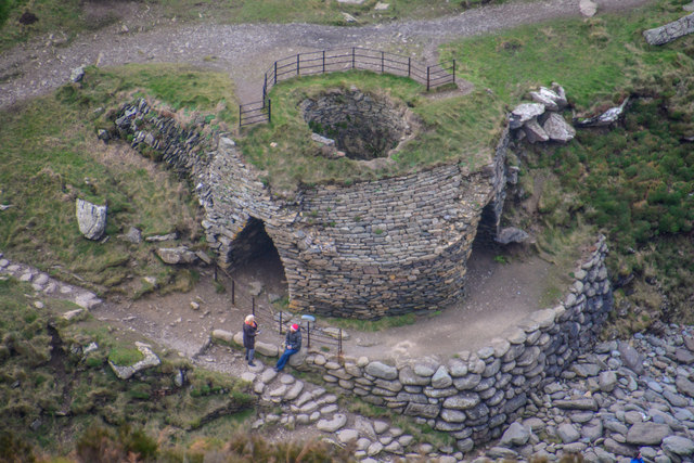North Devon : Heddon's Mouth Limekiln