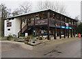 TG3207 : East Hills cafe and bistro by Hugh Venables
